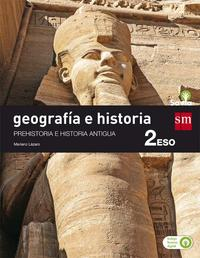 Libro GEOGRAFIA E HISTORIA 2º ESO SAVIA 2016 CANARIAS