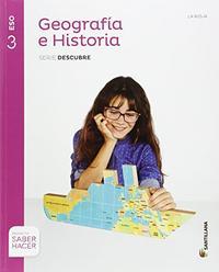 Libro GEOGRAFIA E HISTORIA 3º ESO LA RIOJA ED 2015