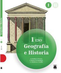 Libro GEOGRAFIA HISTORIA 1º ESO ED 2015