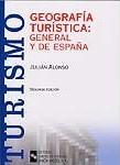 Libro GEOGRAFIA TURISTICA: GENERAL Y DE ESPAÑA