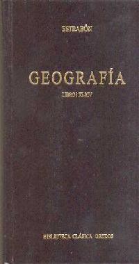 Libro GEOGRAFIA: LIBROS XI-XIV