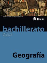 Libro GEOGRAFÍA BACHILLERATO 2º BACHILLERATO