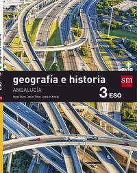 Libro GEOGRAFÍA E HISTORIA 3º ESO SAVIA 16
