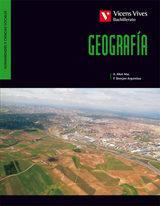 Libro GEOGRAFÍA LIBRO Y SEPARATA GEOGRAFÍA DE MURCIA 2º BACHILLERATO