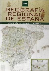 Libro GEOGRAFÍA REGIONAL DE ESPAÑA