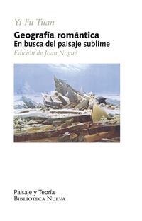 Libro GEOGRAFÍA ROMÁNTICA