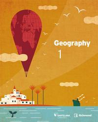 Libro GEOGRAPHY 1º ESO STUDENT BOOK CANARIAS ED 2016