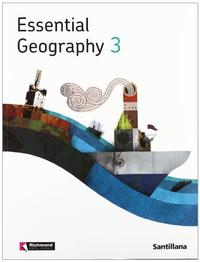 Libro GEOGRAPHY AND HISTORY + CD  3º ESO.