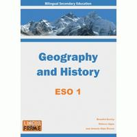 Libro GEOGRAPHY AND HISTORY 1 ESO