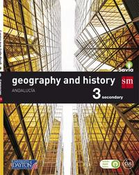Libro GEOGRAPHY AND HISTORY 3º ESO SAVIA 16