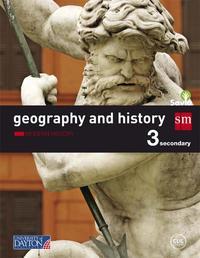 Libro GEOGRAPHY AND HISTORY 3º ESO SAVIA 2016