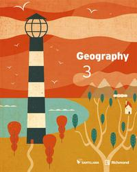 Libro GEOGRAPHY STD 3º ESO BK ED 2016 ANDALUCIA
