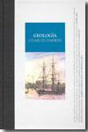 Libro GEOLOGIA CHARLES DARWIN