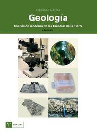 Libro GEOLOGIA: UNA VISION MODERNA DE LAS CIENCIAS DE LA TIERR A