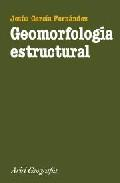 Libro GEOMORFOLOGIA ESTRUCTURAL