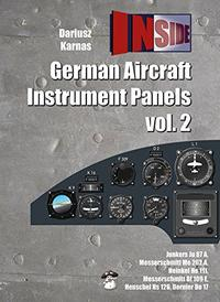 Libro GERMAN AIRCRAFT INSTRUMENT PANELS: VOLUME 2