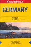 Libro GERMANY INSIGHT TRAVEL ATLAS