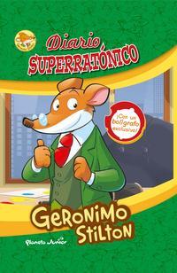Libro GERONIMO STILTON. DIARIO SUPERRATONICO