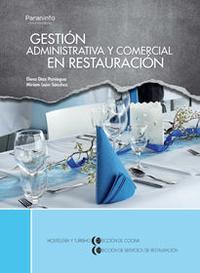 Libro GESTION ADMINISTRATIVA Y COMERCIAL EN RESTAURACION