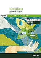 Libro GESTION CONTABLE: CERTIFICADO DE PROFESIONALIDAD DE GESTION CONTABLE Y GESTIÓN ADMINISTRATIVA PARA AUDITORÍA