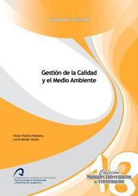 Libro GESTION DE LA CALIDAD Y EL MEDIO AMBIENTE