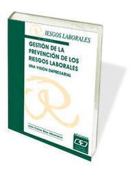 Libro GESTION DE LA PREVENCION DE LOS RIESGOS LABORALES: UNA VISION EMP RESARIAL
