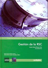 Libro GESTION DE LA RSC