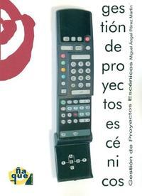 Libro GESTION DE PROYECTOS ESCENICOS