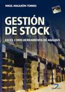 Libro GESTION DE STOCK: EXCEL COMO HERRAMIENTA DE ANALIS