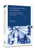 Libro GESTION DEL TIEMPO PARA ABOGADOS 2 ED.