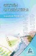 Libro GESTION UNIVERSITARIA: SUPUESTOS PRACTICOS