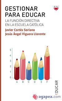 Libro GESTIONAR PARA EDUCAR