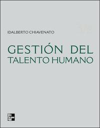 Libro GESTIÓN DE TALENTO HUMANO