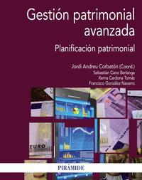 Libro GESTIÓN PATRIMONIAL AVANZADA