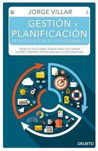 Libro GESTIÓN Y PLANIFICACIÓN DE REDES SOCIALES PROFESIONALES