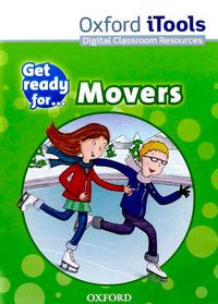 Libro GET READY FOR MOVERS ITOOLS