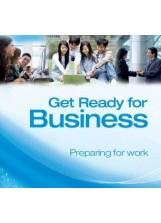Libro GET READY INT BUSINESS 1 CLASS CD