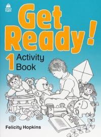 Libro GET READY! -ACTIVITY BOOK 1