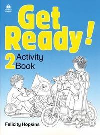 Libro GET READY! ACTIVITY BOOK 2