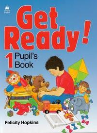 Libro GET READY!: LEVEL 1: PUPIL S BOOK