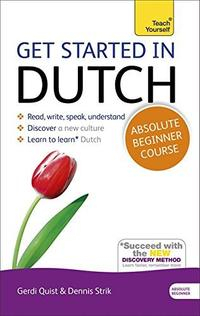Libro GET STARTED IN DUTCH: TEACH YOURSELF