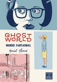 Libro GHOST WORLD. MUNDO FANTASMAL
