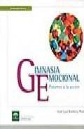 Libro GIMNASIA EMOCIONAL: PASAMOS A LA ACCION
