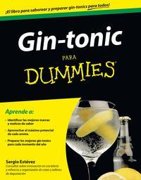 Libro GIN-TONIC PARA DUMMIES
