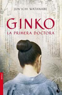 Libro GINKO. LA PRIMERA DOCTORA