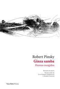 Libro GINZA SAMBA: POEMAS ESCOGIDOS
