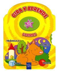 Libro GIRA Y APRENDE FORMAS
