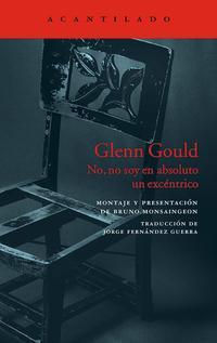 Libro GLENN GOULD