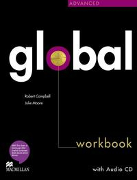 Libro GLOBAL ADVANCED WORKBOOK