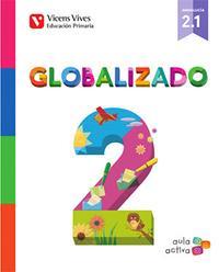 Libro GLOBALIZADO 2º EDUCACION PRIMARIA PRIMER TRIMESTREANDALUCIA